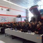 Обучение механизаторов в учебном классе ОГАУ