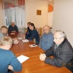 Совещание ИТР у генерального директора