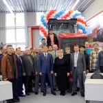 Открытие учебного класса  в ФГБОУ ВО Орловский ГАУ