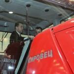 Д.А. Медведев на ПТЗ