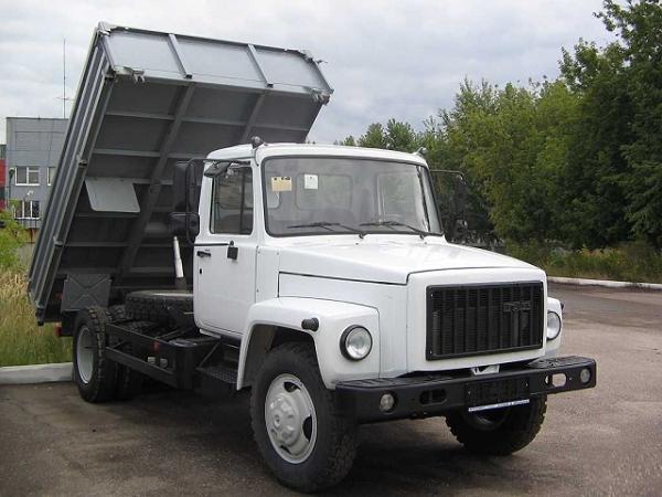 ГАЗ-САЗ 35071