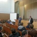 7 апреля 2017 года на базе «Орловского Техникума Агротехнологий и Транспорта»