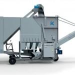 зерноочистительная машина КЛАСС25 МС10П