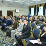 """Гости и участники мероприятия в конференц-зале """"Рахманинов"""""""
